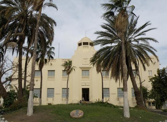 Le-Musée-Théodore-Monod-de-l'IFAN