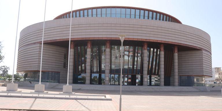 LE MUSEE DES CIVILISATIONS NOIRES
