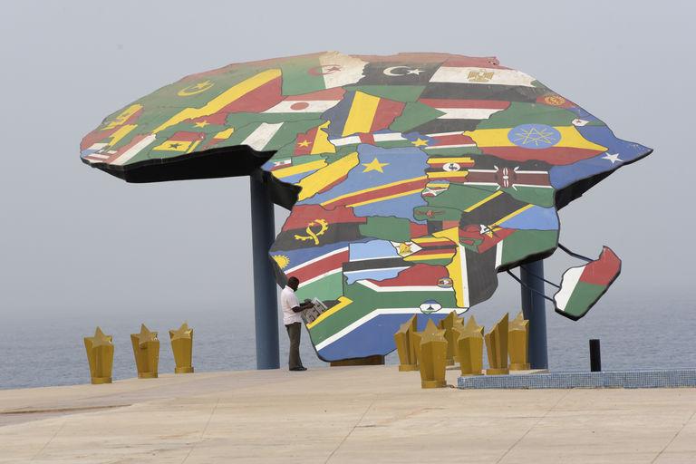 LA PLACE DU SOUVENIR AFRICAIN