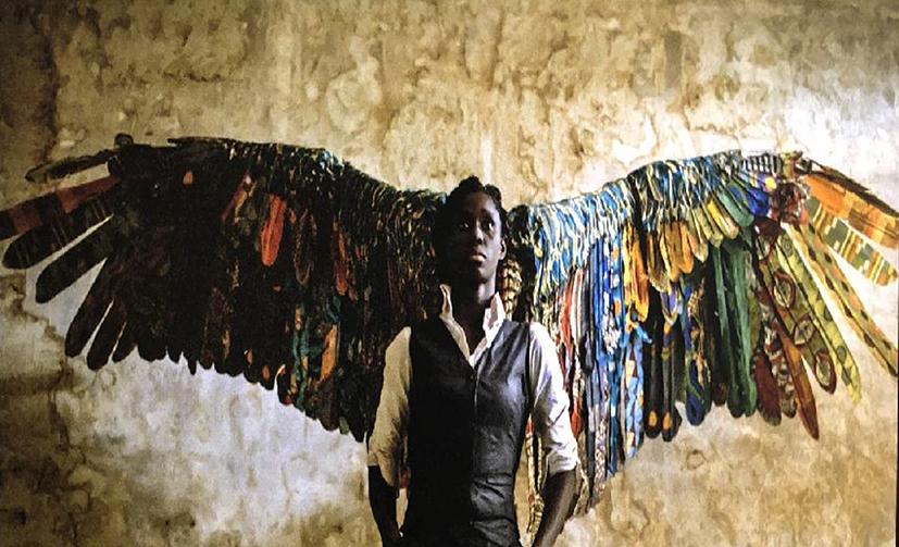 2018 – La photographe béninoise Laeïla Adjovi décroche le prestigieux prix du Chef de l'Etat