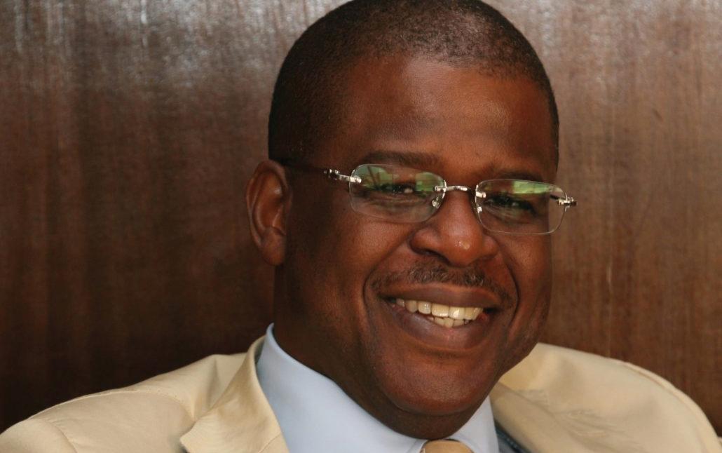 Me Moustapha Ndiaye, Président du comité d'orientation